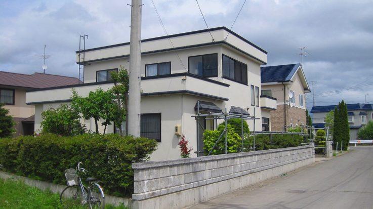 弘前市山崎 中古住宅