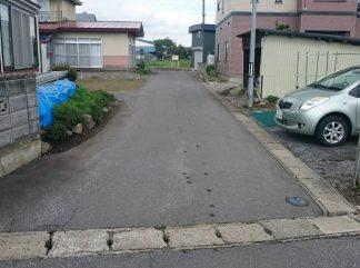 浪岡浅井 売地