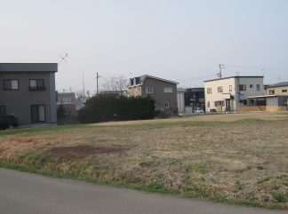 浪岡 女鹿沢字東種本 売地