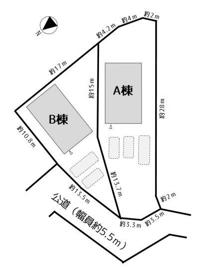 青森市 オレンジコート松森 2区画