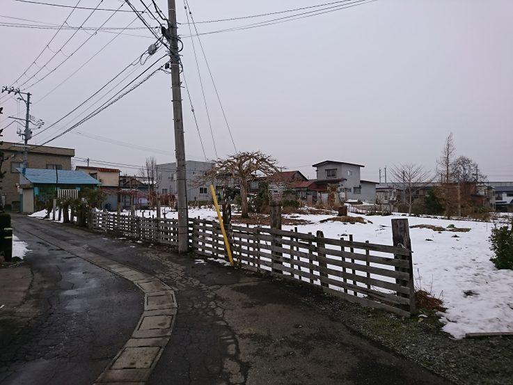 青森市 大字三内字沢部 売地