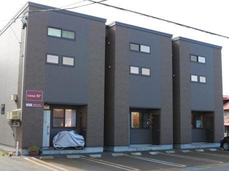 浪岡字平野 カーサエム(casa M+)1号