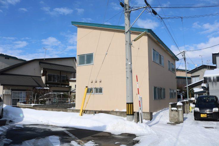 五所川原市 売アパート(あかつき荘、コーポ毛内)