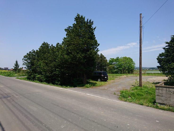 藤崎町 福舘稲村 売地 (常盤地区)