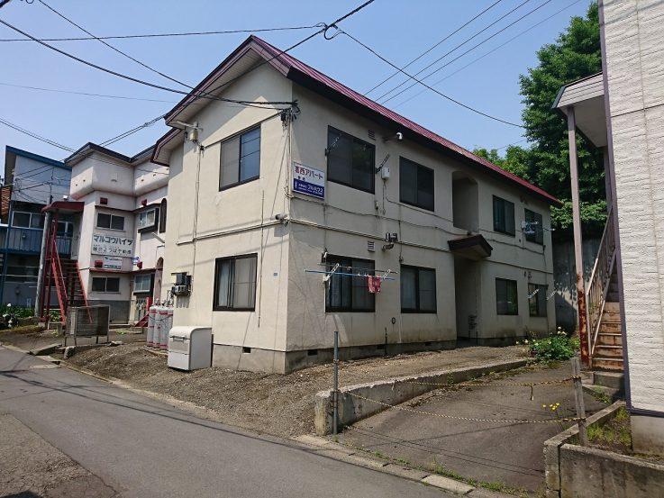 弘前市南塘町 売アパート(葛西アパート)