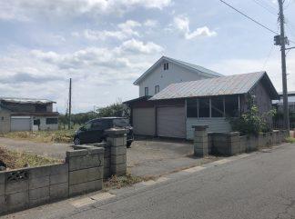 鶴田町 強巻 売地②