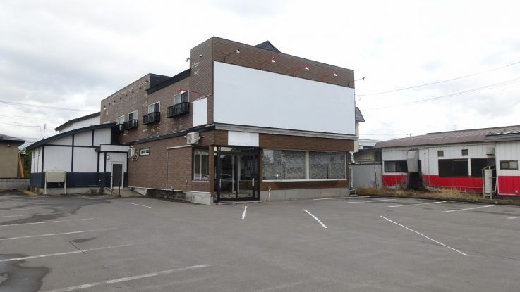 弘前市青山 ラ・フォーレ青山 貸店舗