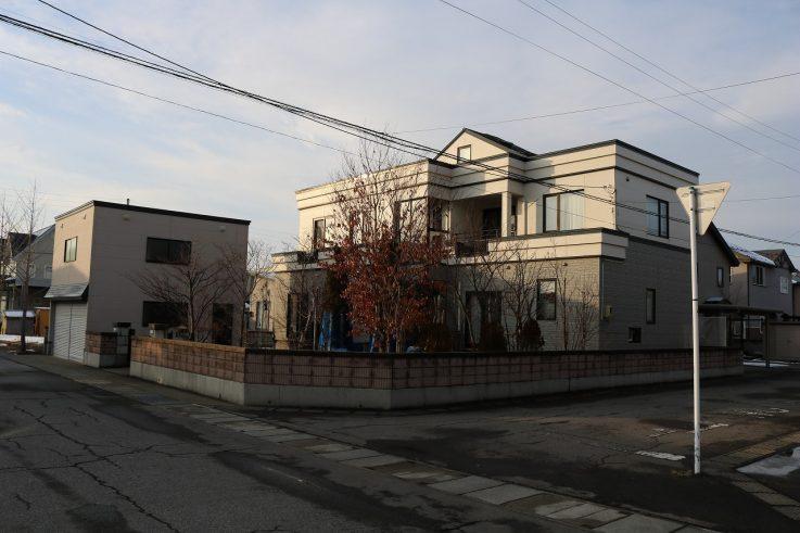 浪岡 浪岡淋城 2世帯中古住宅