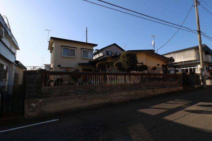 弘前市 桜ヶ丘二丁目 中古住宅