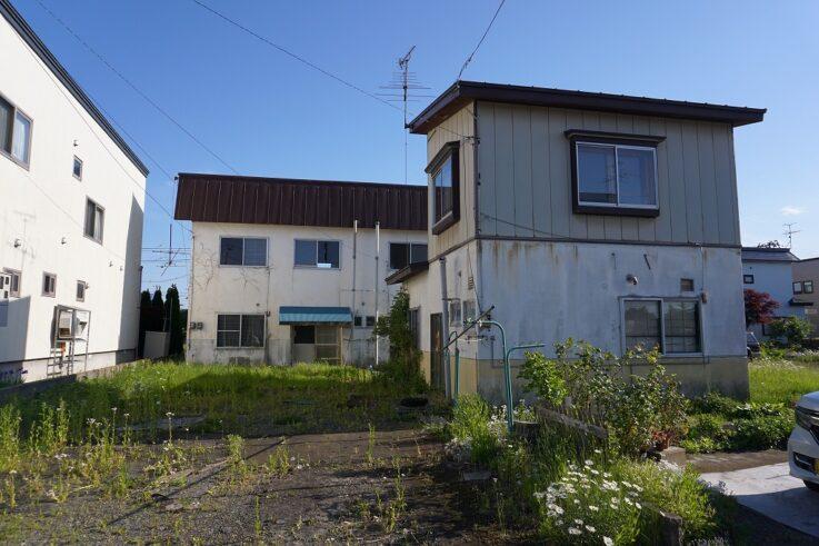 浪岡 浪岡平野 売地(建築条件付)